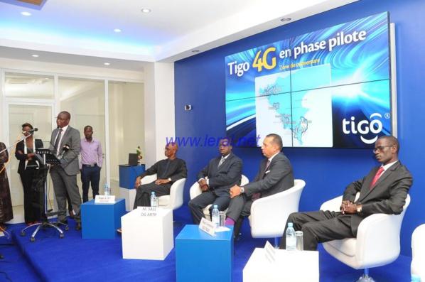 Internet mobile : Tigo lance sa 4G