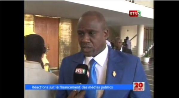 Réactions des députés sur le financement des médias publics