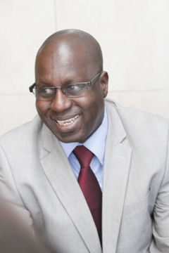 Abdou Karim Sall, nouveau DG de l'ARTP