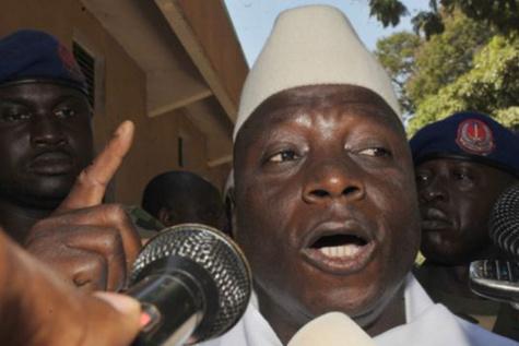 Yaya Jammeh insulte les autorités guinéennes qui tardent à le remercier pour un don 500 mille dollars contre Ebola