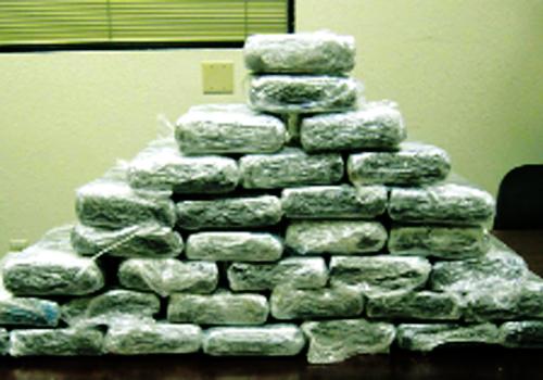 Importante saisie de drogue, 4 personnes de nationalités différentes arrêtées