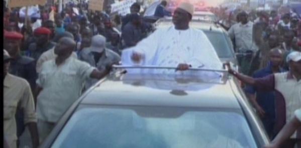 Le cortège du Président Sall fauche mortellement un enfant à Touba