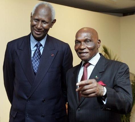 """Grande révélation de Me Wade : """"Abdou Diouf a voté pour moi en 2007"""""""