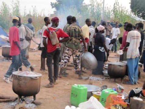 Grand Magal 2014 : Cheikh Béthio Thioune installe 50 foyers de cuisine autour de Touba