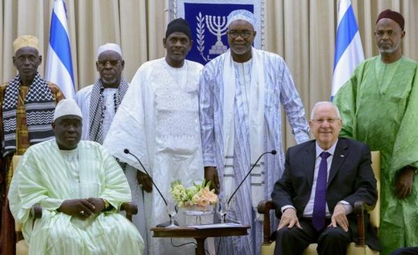 Une autre visite d'imams sénégalais en israël: Encore une pluie de critiques