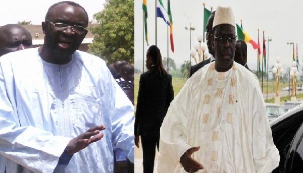 Visite du chef de l'Etat à Touba : Macky tente de réhabiliter Cissé Lô qui décline l'offre