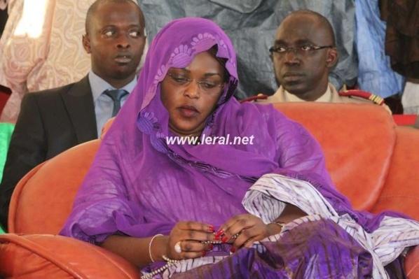 Visite de Macky à Touba: Marième Faye au chevet de l'enfant fauché par un 4x4