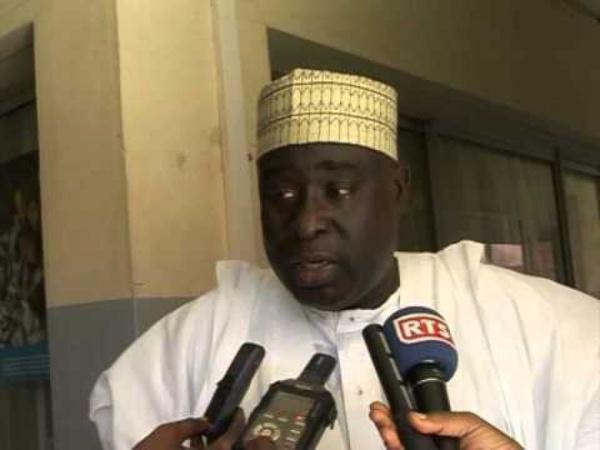 """El Hadj Oumar Diène répond à Youssoupha Sarr et cie : """"Des imams qui se permettent de mentir après la prière du vendredi, c'est très grave"""""""