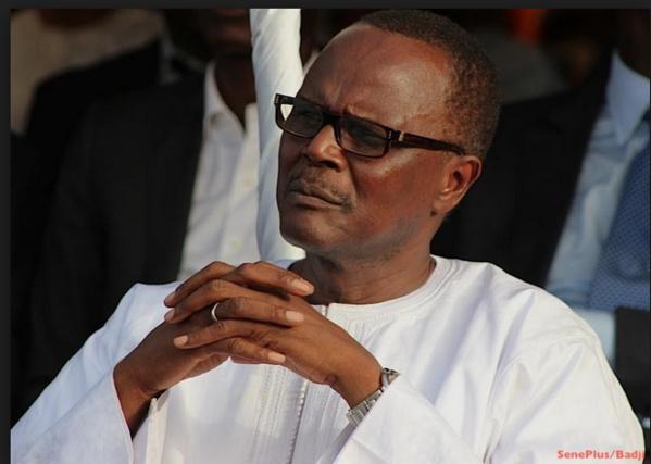 Ousmane Tanor Dieng à Touba depuis ce matin