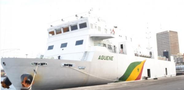 """Désenclavement de la Casamance et du Sine-Saloum: Les bateaux """"Aguène"""" et """"Diambogne"""" arrivent enfin !"""