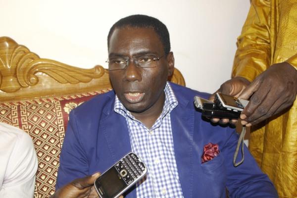 Mamadou Lamine Diallo, demande le départ du DG du port Cheikh Kanté.