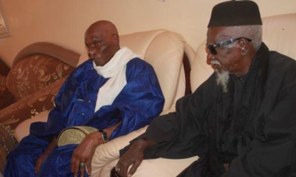 """Me Wade à Cheikh Sidy Mokhtar Mbacké : """"Je traverse des difficultés depuis que j'ai quitté la Présidence"""""""