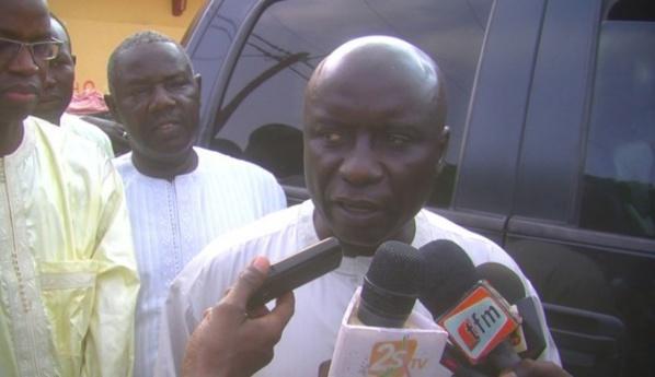 En visite à Touba : Idrissa Seck refuse de parler politique