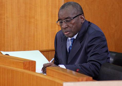 Me Sidiki Kaba installé à la tête de l'Assemblée des Etats parties du Statut de Rome de la Cpi