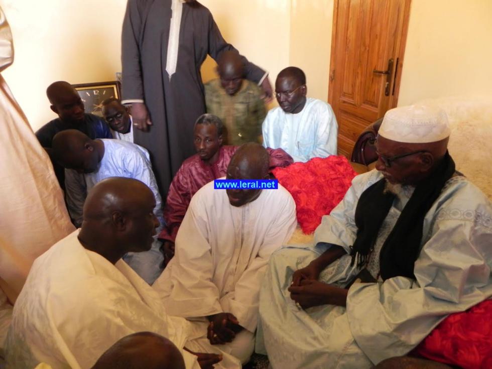 Exclusif - Les images de la visite de Idrissa Seck à Touba