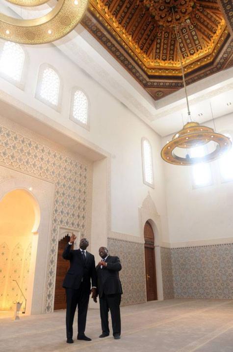 """Macky Sall au Gabon: """"Je ne suis pas Dieu, je suis un être humain"""""""