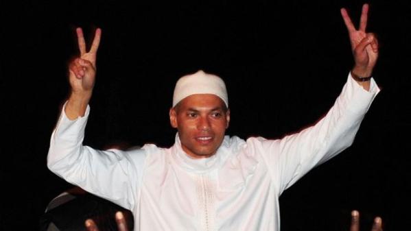 Candidature du Pds en 2017: Les libéraux de France votent Karim Wade