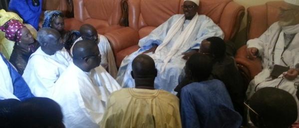 """Abdoulaye Baldé à Touba: """"Personne n'a intérêt à déstabiliser le pays..."""""""