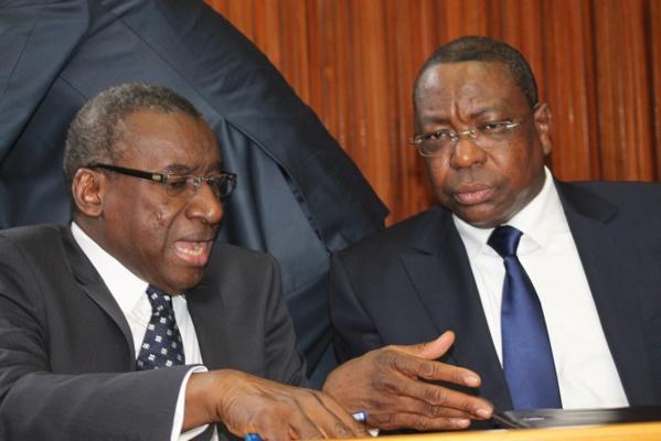 Présidence de l'Assemblée de la CPI: Mankeur Ndiaye se dit convaincu que Sidiki Kaba sera à la hauteur de la tâche