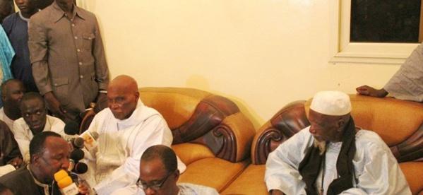 [VIDÉO + PHOTOS] Les temps forts de la Visite du Président Wade à Touba