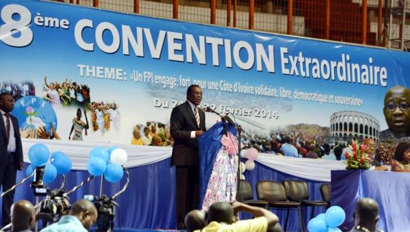 Côte d'Ivoire: tensions au FPI autour de la tenue ou non du congrès