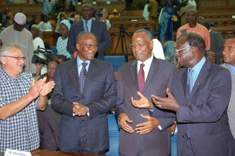 """Affaire Arcelor Mittal : La Cojer de Grand-Yoff fustige la démarche de """"Benno siggil Sénégal"""""""