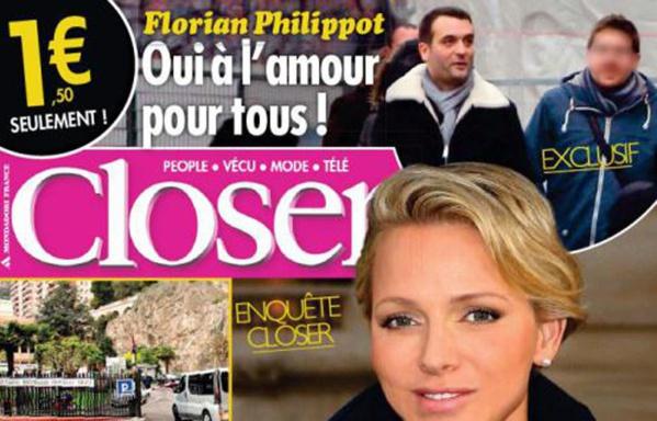 """Florian Philippot va déposer plainte contre """"Closer"""", après des révélations sur sa vie privée, annonce Marine Le Pen"""