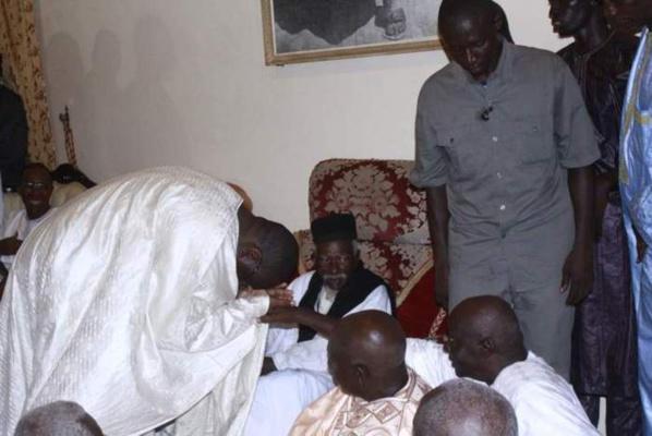 Magal 2014: Visite du Président Macky Sall