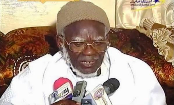A la Cérémonie officielle du Magal : Serigne Mountakha Mbacké fond en larmes