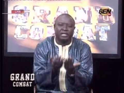 Grand Combat du lundi 15 Décembre 2014 Sen tv