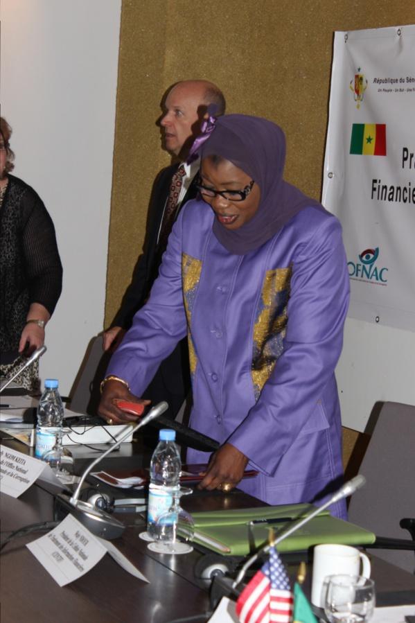 Vidéo - Entretien Avec Mme Nafi Ngom Ndour : La déclaration de patrimoine a été unanimement bien accueillie