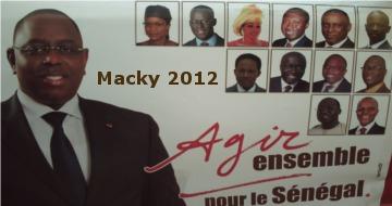 Promesses non tenues: Des leaders de Macky 2012 menacent le Chef de l'Etat