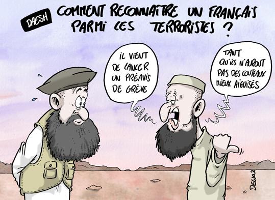 Le Maroc fer de lance de la lutte anti-terroriste