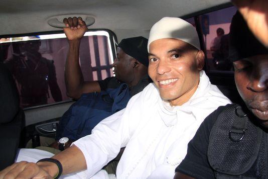 Karim Wade file tout droit vers la liberté