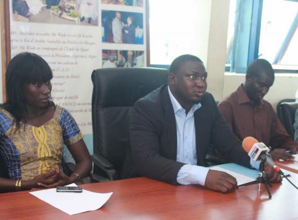Restructuration de l'Ujtl: Toussaint  Manga réplique à Fatou Thiam et met en garde Modou Diagne Fada
