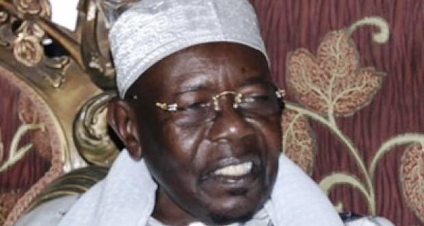 """AL Amine encense Macky Sall : """" On dit souvent qu'il n'y a plus de riz dans ce pays, les gens ont faim... Mais il a respecté ses engagements vis-à-vis de Tivaouane"""""""