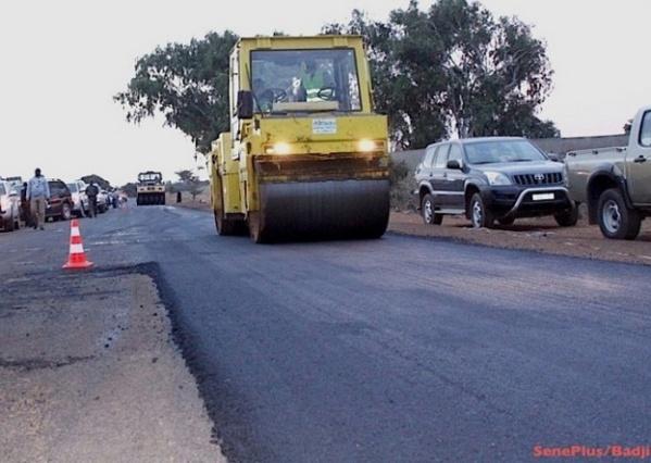 Le réfectionneur de la route Fatick-Kaolack voué à la chute : Le Président Macky Sall défie l'irrationnel
