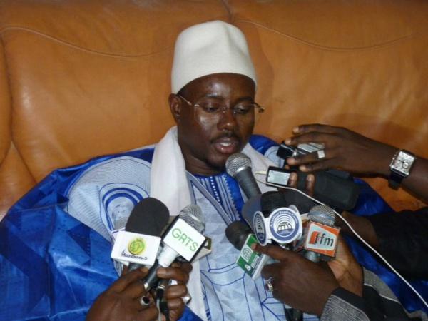 Le Khalife des mourides demande le report du lancement des travaux de l'autoroute Thiès-Touba