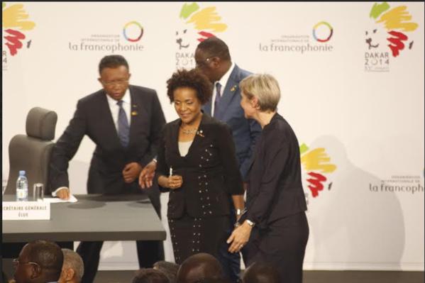 Une francophonie d'honneur et de dignité au profit d'un développement économique de la communauté