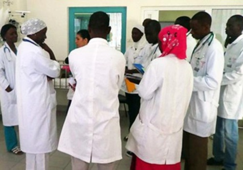 Khadidiatou Sarr Kébé, : «Des infirmières se permettent de se bagarrer dans un bloc de réanimation….»