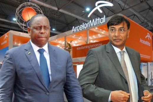 """Affaire Arcelor Mittal: De nouvelles révélations de la """"Lettre du Continent"""" qui confirment l'ampleur du """"scandale"""" (Doc)"""