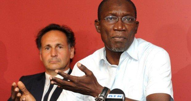 """Me Amadou Sall : """"Sur plus de 680 milliards de Karim Wade, la Crei n'a trouvé que 40 millions"""""""