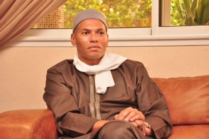 """Karim Wade au juge Henry Grégoire Diop : """"Vous me voyez porter des boucles d'oreilles ?"""""""
