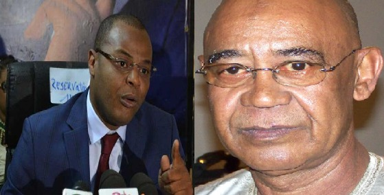 Incident au salon d'honneur de LSS : Mame Mbaye Niang et Mahmoud Saleh se crêpent le chignon devant Macky Sall