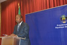Gabon: appel à l'insurection de l'opposition: « Les auteurs de ces actes ainsi que les le médias qui en assurent le relais devront répondre devant les juridictions compétenctes. Foirces reste à la loi » Alain Claude Billie By Nzé