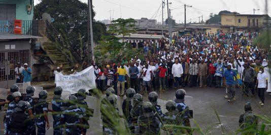 Gabon: un étudiant tué lors d'une manifestation contre Aly Bongo Odimba