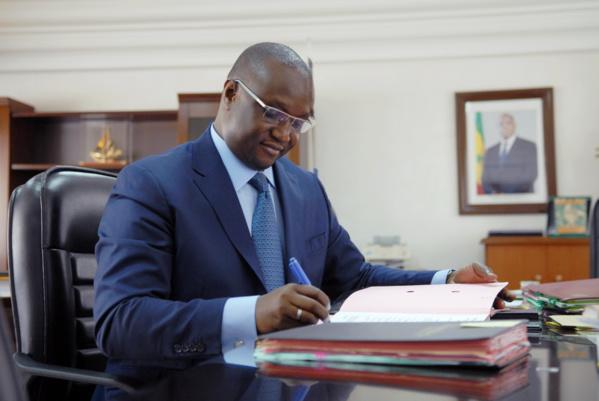 Le ministre Mouhamadou Makhtar Cissé a soutenu sa Thèse