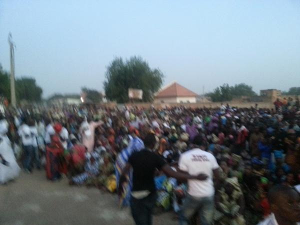 """Moustapha Diop, ministre: """"Macky Sall est une chance pour le Sénégal"""""""