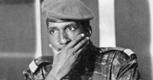 Au Burkina Faso, l'hommage à Thomas Sankara