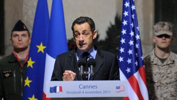 En conférence à Séoul, Sarkozy s'est attribué à tort la création du G20